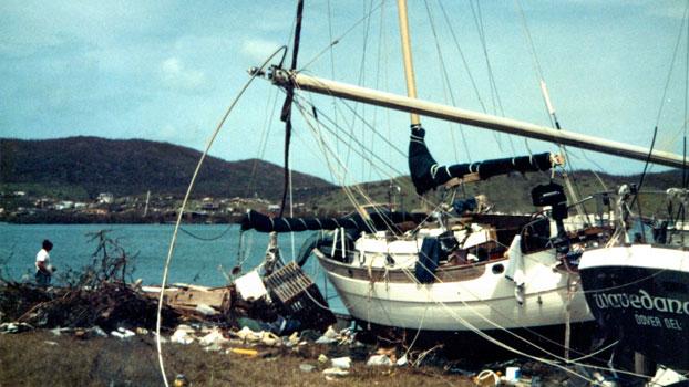 Hurricane Hugo Rhiannon