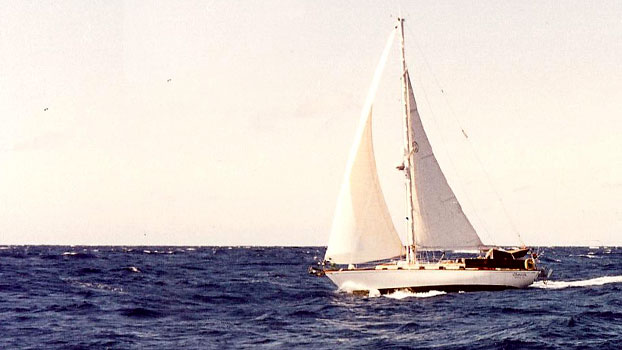 A Yacht Chef's Old Hurricane Story [Part 5]  The Final Installment