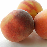 Spring Fruit Peaches