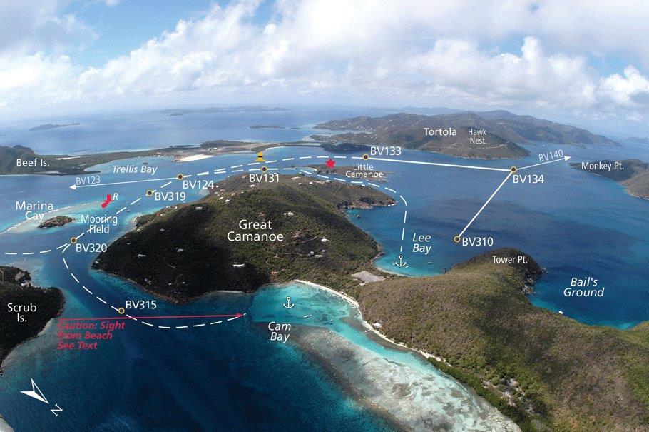Great Camanoe Island