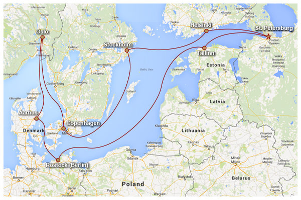 An Upcoming Baltic Adventure!