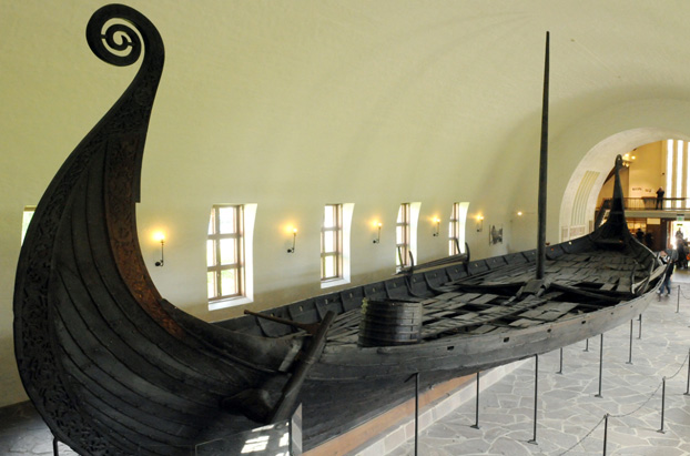 The Viking Ship Museum is located at Bygdøy in Oslo, Norway. It is part of the Museum of Cultural History of the University of Oslo.