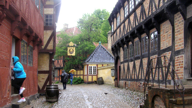 Den Gamle By Open-Air Museum, Old TownAarhus, Denmark