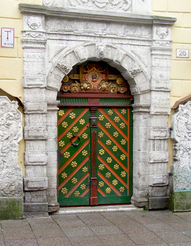 House of Brotherhood of Blackheads, Tallinn, Estonia