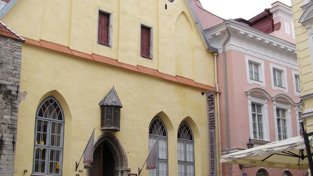 The Brotherhood of Blackheads, Tallinn, Estonia