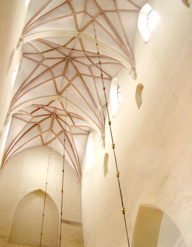 Toomkirik Cathedral Ceiling Tallinn, Estonia