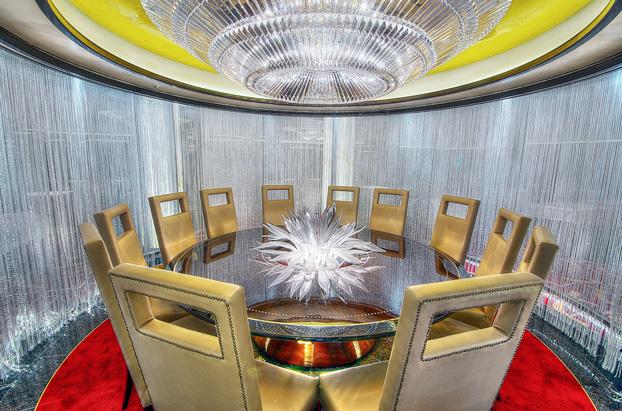Regal Princess' Chef's Table Lumiere