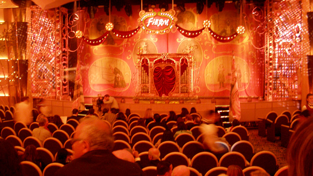 Princess Theater Show