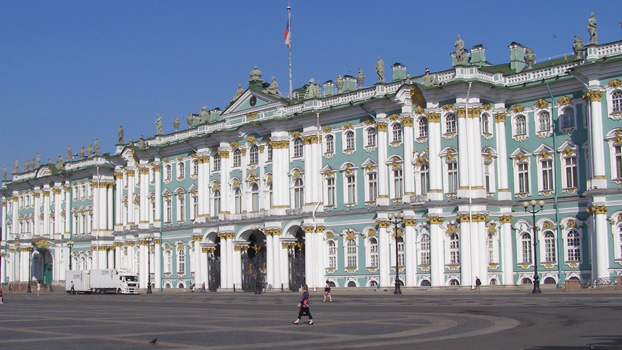 The State Hermitage Museum is one of the largest and oldest museums in the world. It was founded in 1764 by Catherine the Great.