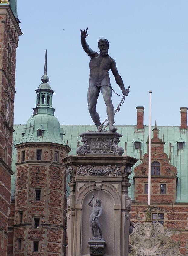 Frederiksborg Statue