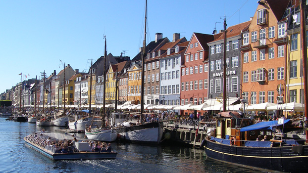 The Canal District, Copenhagen