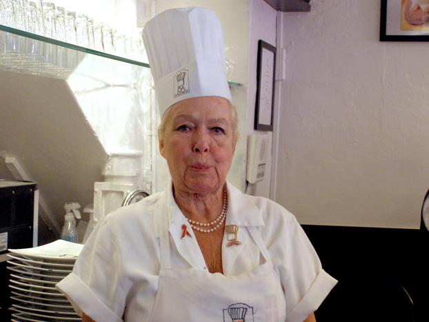 Chef Ida Davidsen