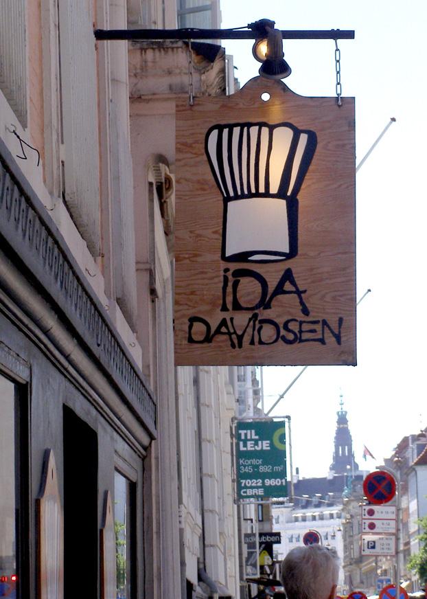 Ida Davidsen Café