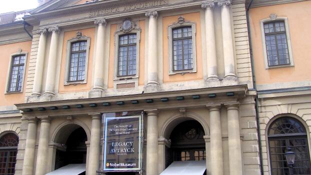 Nobel Museum, Stockholm, Sweden