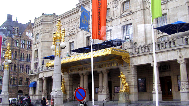 Sweden's National Royal Dramatic Theater