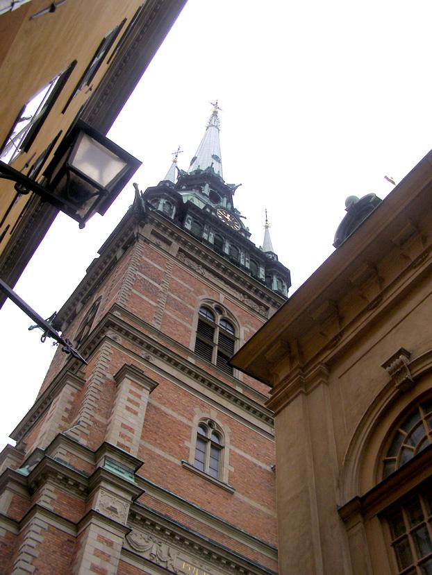 Old Cathedral, Stockholm