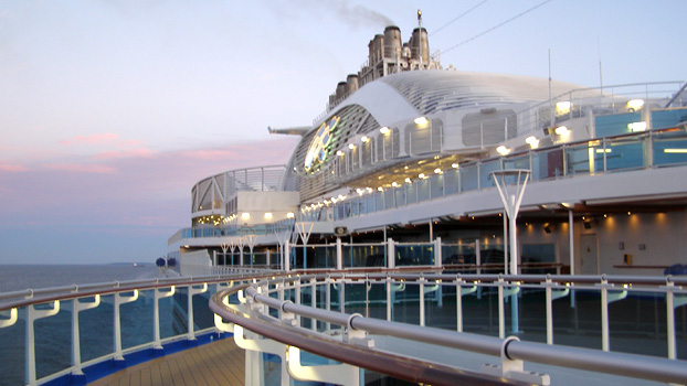 Royal Princess Deck