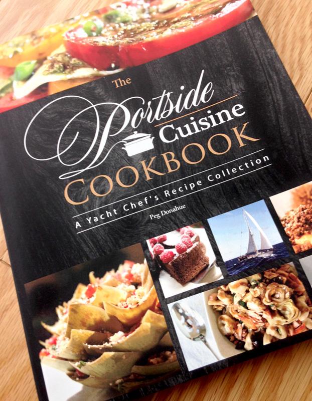 The Portside Cuisine Cookbook