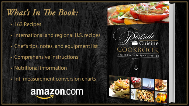 The Portside Cuisine Cookbook Amazon