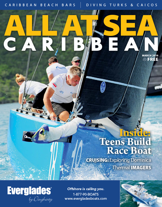All At Sea Magazine March 2016