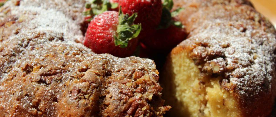 Cruzan Rum Cake